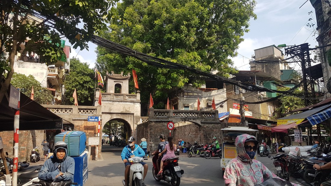 Old City Gate, Hanoi